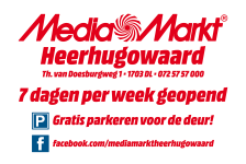 Mediamarkt Heerhugowaard